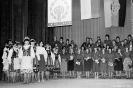 Chorauftritt in Kolobrzeg 1979.