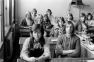 Im Bio-Kabinett 1973.
