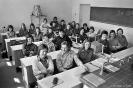 Im Bio-Kabinett 1976.