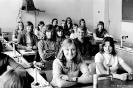 Im Biologie-Kabinett 1973.